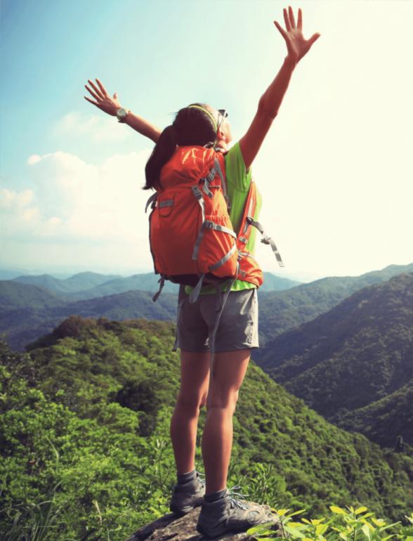 cursos senderismo hiking baja california