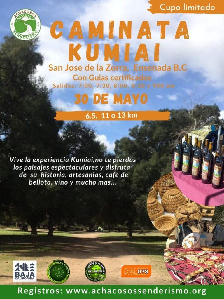 Caminata Kumiai Ensenada