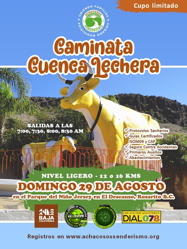 CAMINATA CUENCA LECHERA